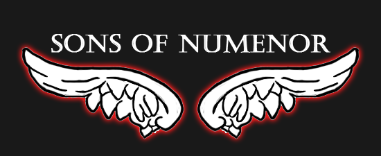 The Sons of Numenor Market Custom Shirts & Apparel